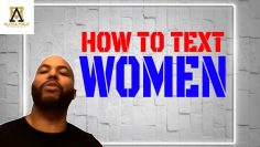How to Text Women – Alpha Male Strategies