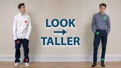 10 Ways to Look Taller and Slimmer