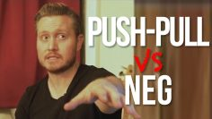 Negs, Push-pulls, Insults, and Disqualifiers