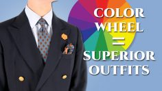 Color Wheel For Clothing Combinations